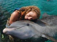 Dolphinarium love