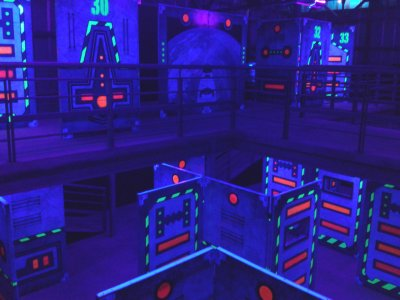 Lazer Game Wow Laser tag