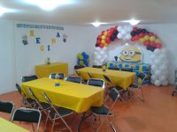 Children's party decoration