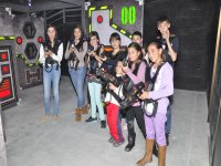 Laser tag for children