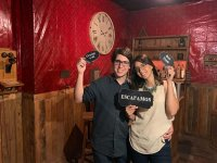 Escape room for friends and family