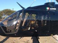 Meet our Bell 505 unit