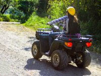 Rent an ATV to get to know Malinalco