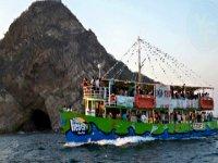 Paseo en barco panorámico por la Bahía de Mazatlán