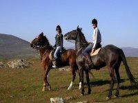 Horse riding in Querétaro