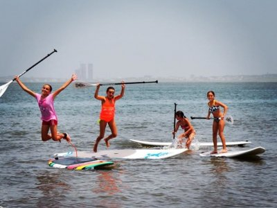 Stand Up Paddle Introduction Lessons. 1 hour.