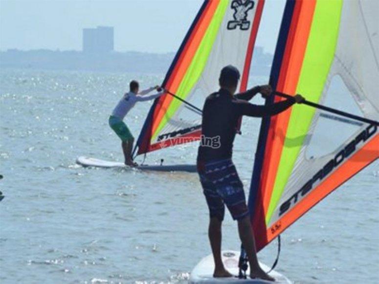 Windsurf en Veracruz