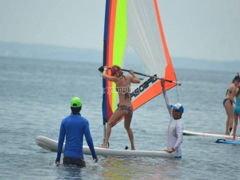 practica de windsup