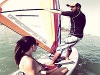 Windsurf en Boca del Río