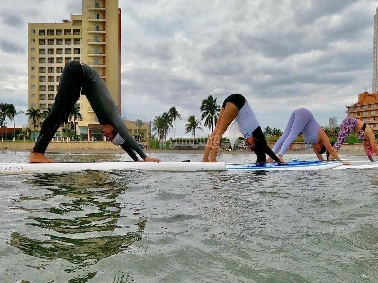 Yoga para todas las peronas.
