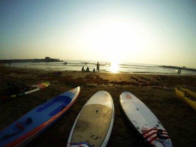 Travesía de Paddle Surf a la Isla de Sacrificios