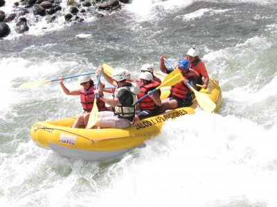 Rafting and Rappel, 2 days in Jalcomulco.
