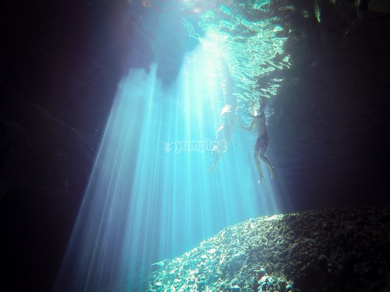 5 diving dives in Mérida wrecks