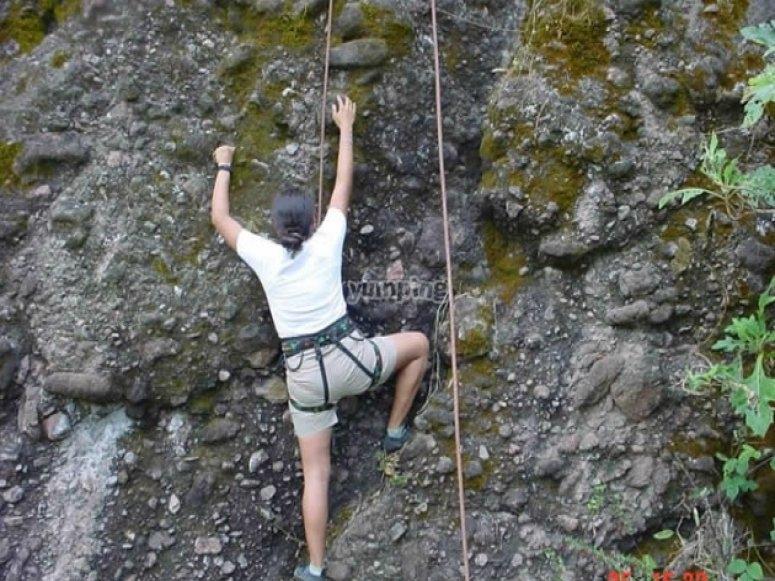 actividades montaña