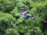Circuit of 12 Zip-lines in Summers and food