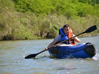 Kayak trip, Rio Presidio.