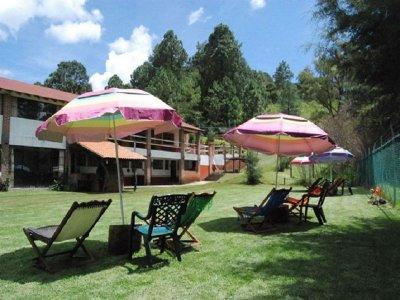 Camp grupos con alojamiento Mil Cumbres 1 noche