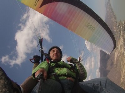 Tandem Paragliding, Photos and Video Tapalpa