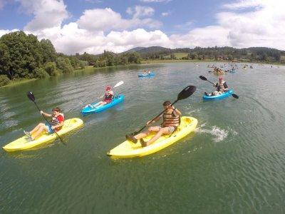 Campamento Zirahuén Kayaks