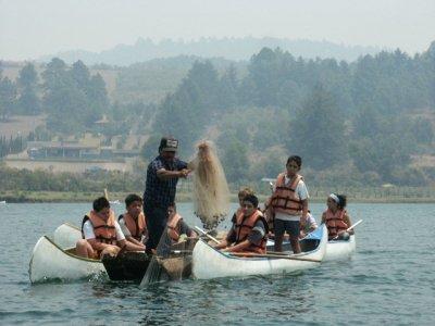 Campamento Zirahuén Pesca