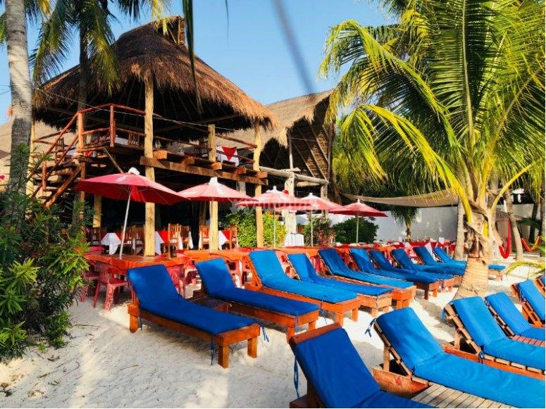 Isla Mujeres paquete todo incluido