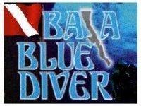 Baja Blue Diver Snorkel