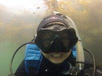 Nino in Snorkel
