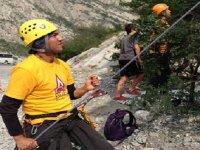 climbing instructors
