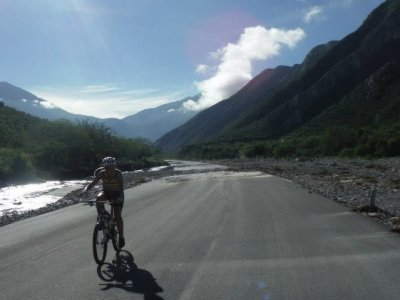 Abuelo Expediciones  Ciclismo de Montaña