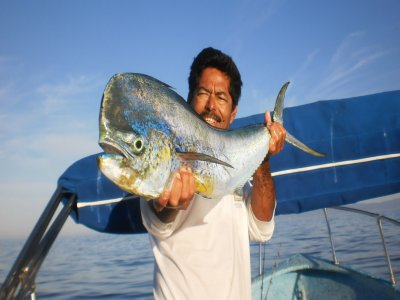 6h recreational fishing in Puerto Vallarta