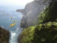 Rutas de kayak