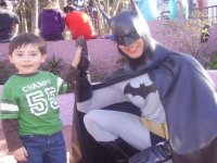 Saludo de Batman