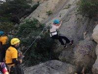 climbing support
