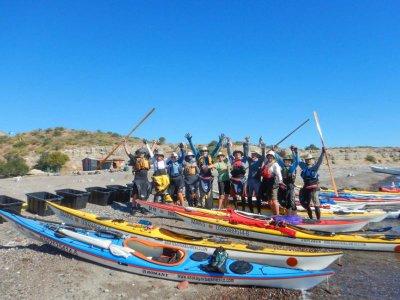 Sea Kayak Baja México