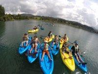 Grupo kayak