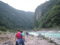 Walking in the Huasteca