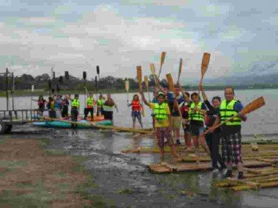 Campamento talleres ecológicos Santiago 2 noches