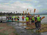 Camp with ecological workshops