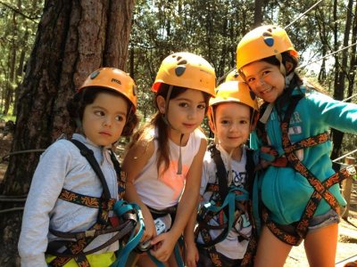 3 days adventure pack for kids. Jalcomulco.