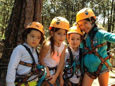 Paquete 3 días de aventura en Jalcomulco para niño