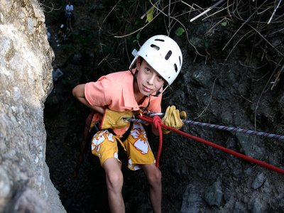 4 days adventure package for children, Jalcomulco