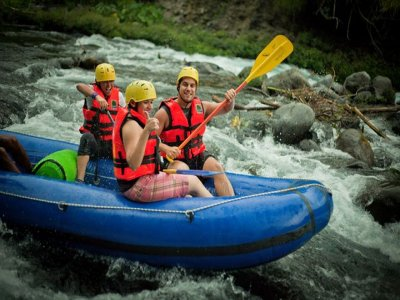 Aventura de Rafting en Actopan con Box Lunch