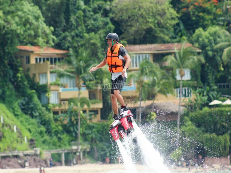 Adrenalina en Puerto Vallarta