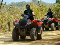 Tour Cuatrimoto ruta  tropical Vallarta 3.30 horas