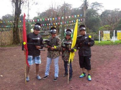 Campo de Gotcha El Cuartel