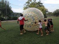 esfera gigante