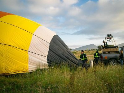 Balloon Flight with Breakfast, Tequisquiapan