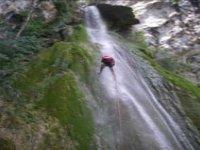 Descenso de cascada
