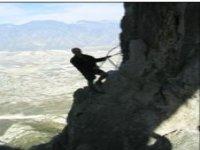 Perfil de montaña