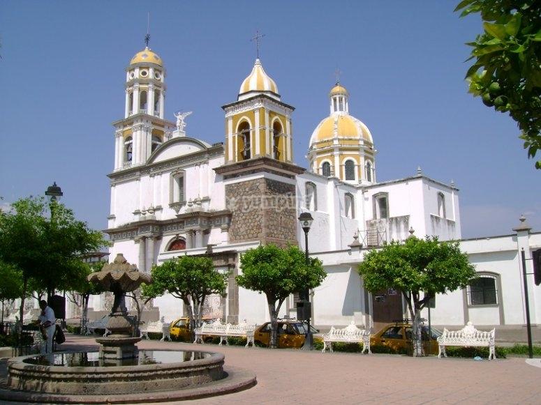 Centro de Comala